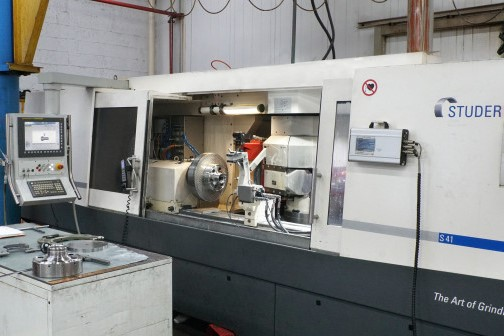 Studer S41 Cylindrical Grinding